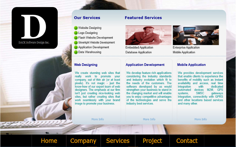 volcor software projects